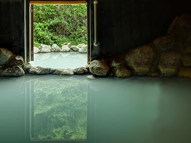 【素泊まり】名湯・明礬温泉を満喫★気軽に2種類の温泉でゆったり…